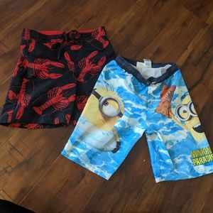Boy's Swim Trunk Bundle